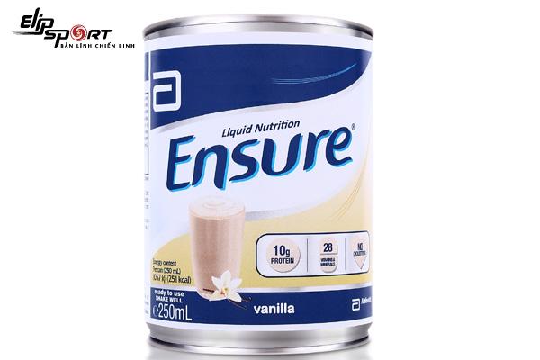 sữa Ensure có tốt không