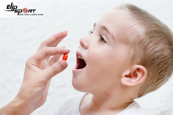 các giai đoạn cần bổ sung canxi cho trẻ