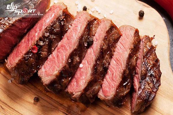 thịt bò chứa chất gì