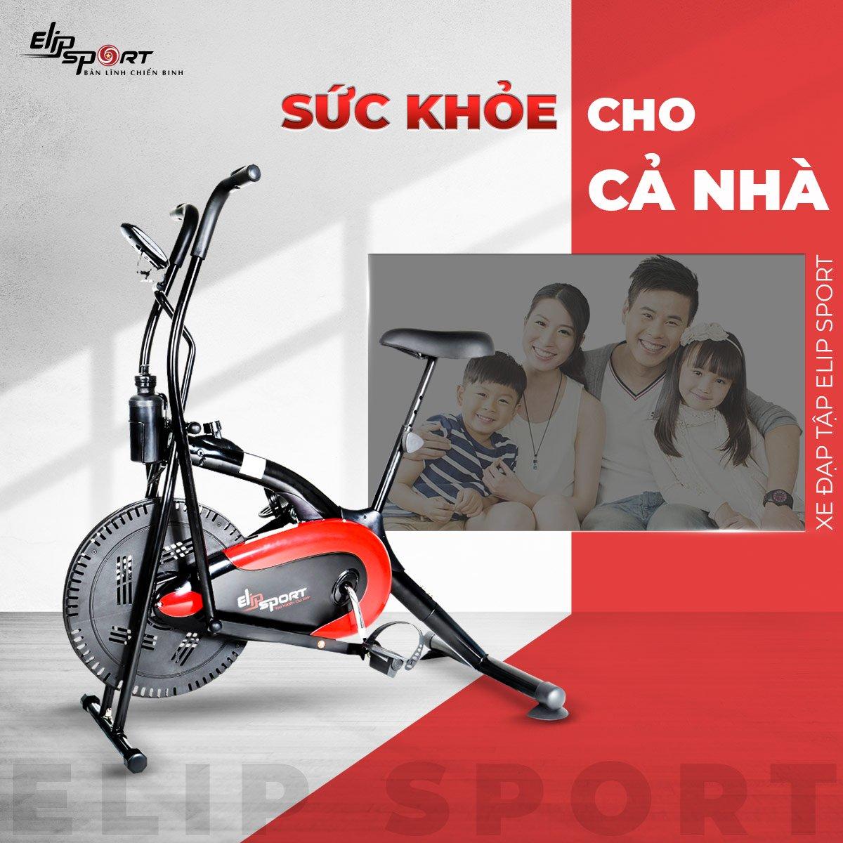 xe đạp tập