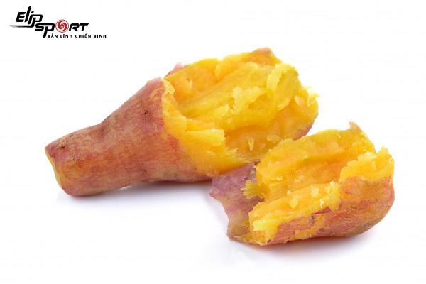 ăn khoai lang lúc đói