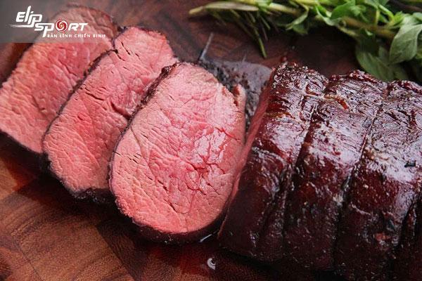 eat clean với thịt bò