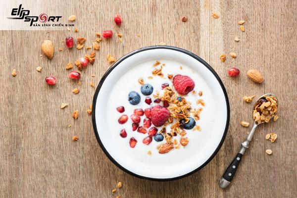 sữa chua Hy Lạp giảm cân