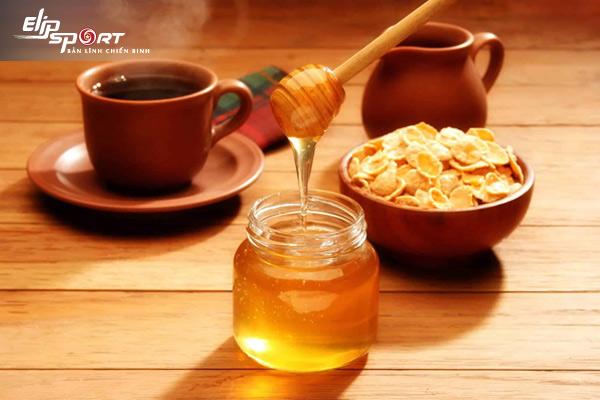 cà phê mật ong