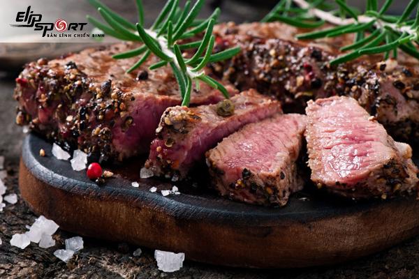 Tập gym có nên ăn thịt bò? ăn bao nhiêu thì đủ