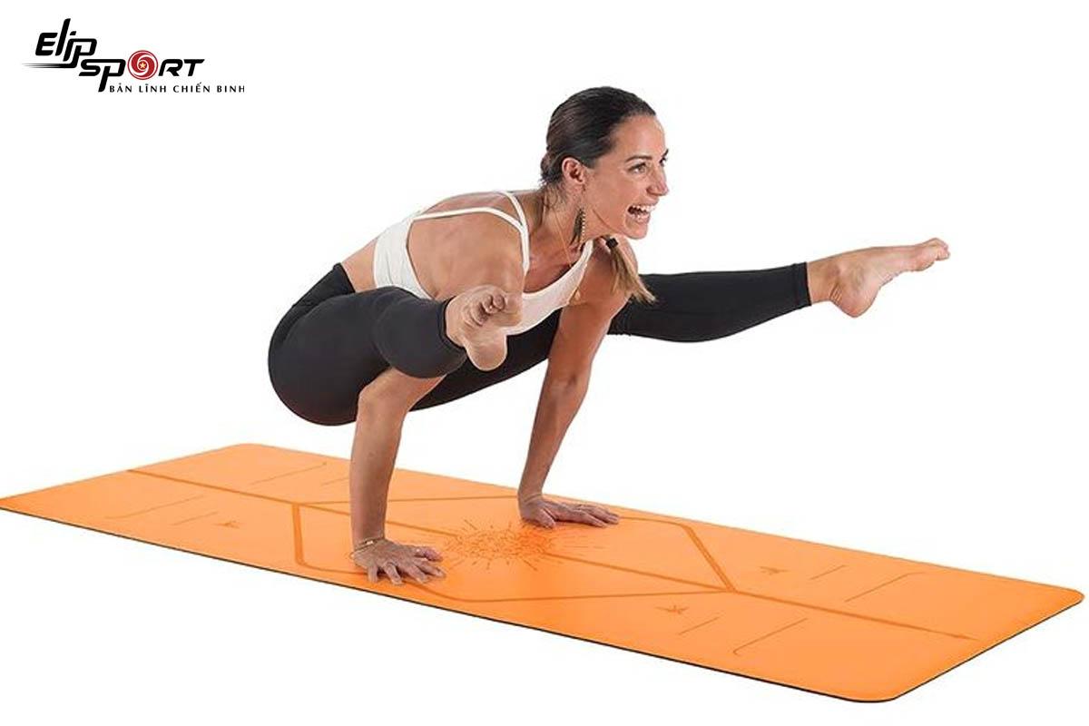 thảm tập yoga định tuyến Liforme