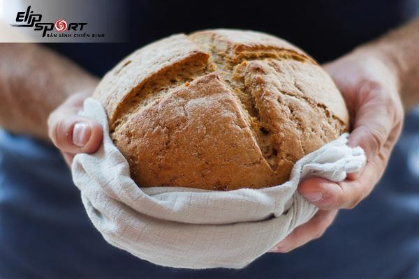 Cách làm bánh mì nguyên cám giảm cân bằng nồi cơm điện