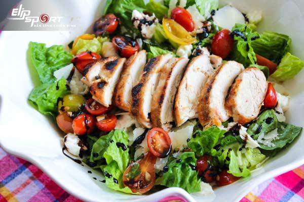 thực phẩm giàu protein ít béo