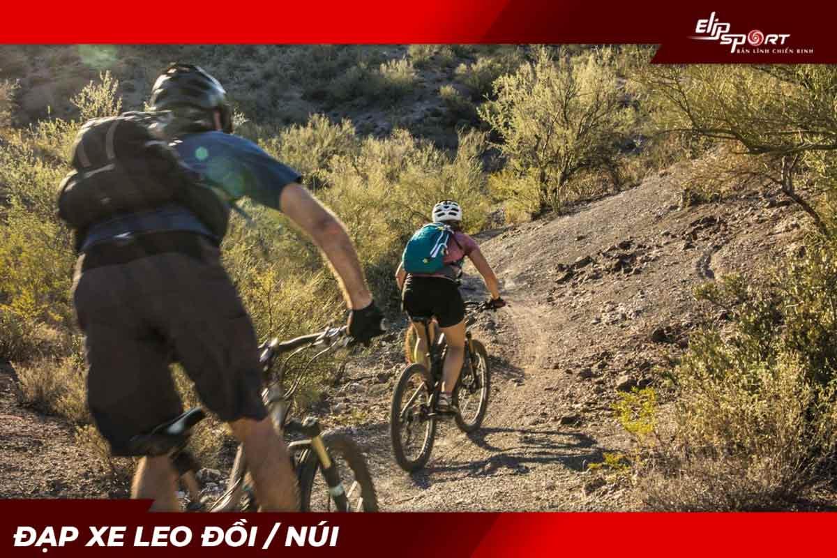 đạp xe và chạy bộ cái nào tốt hơn