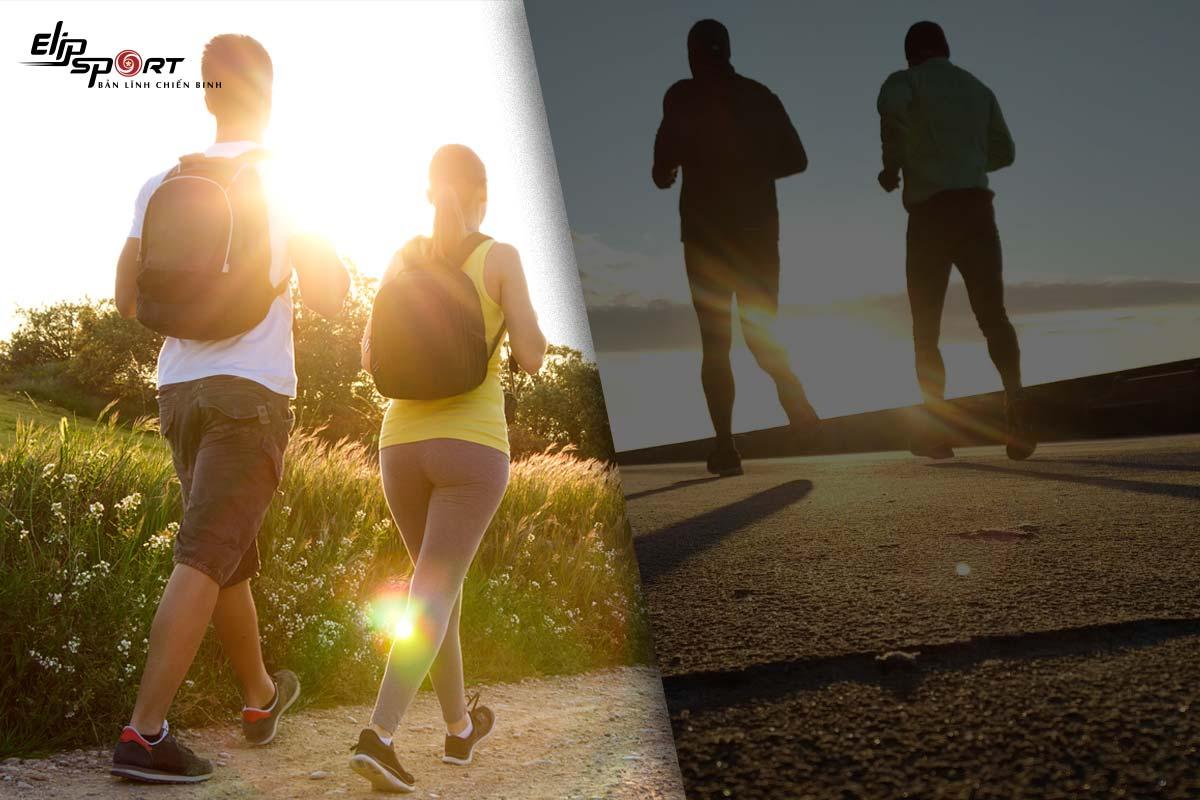 đi bộ bao lâu thì giảm cân
