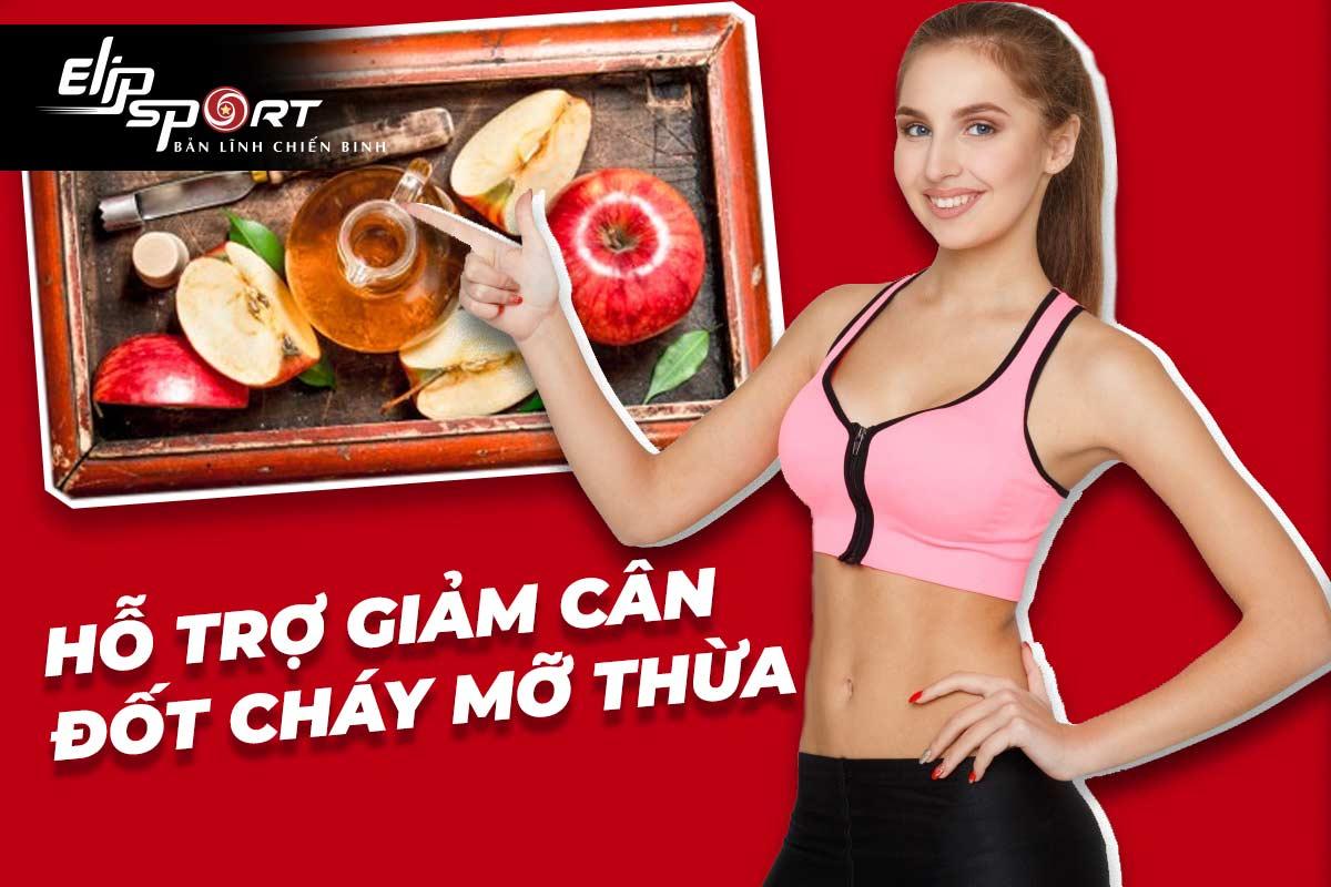 Sự thật uống giấm táo giảm cân có hiệu quả không?