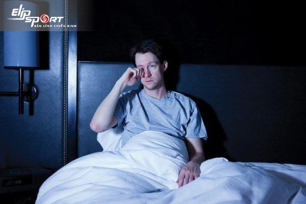 giật mình khi ngủ