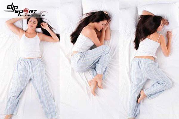 tư thế ngủ nói lên tính cách