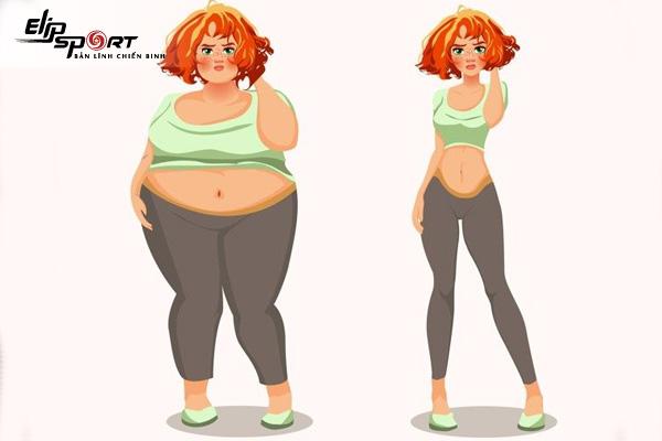 đứng nhiều có giảm cân không