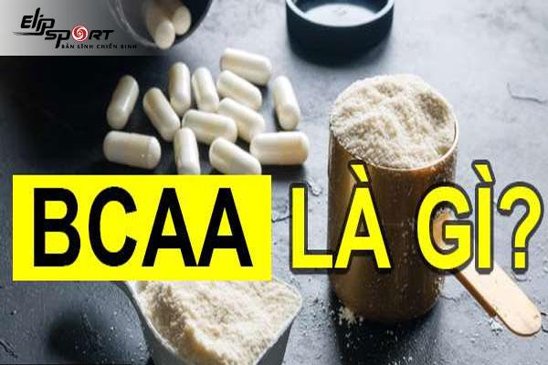 BCAA là gì