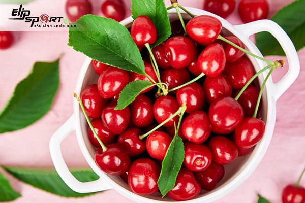 tác dụng của cherry