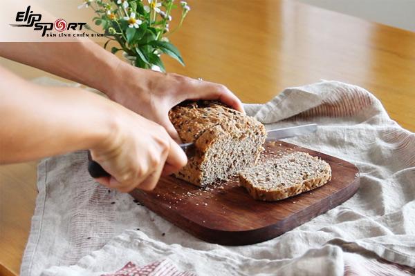 bánh mì nguyên cám mật ong