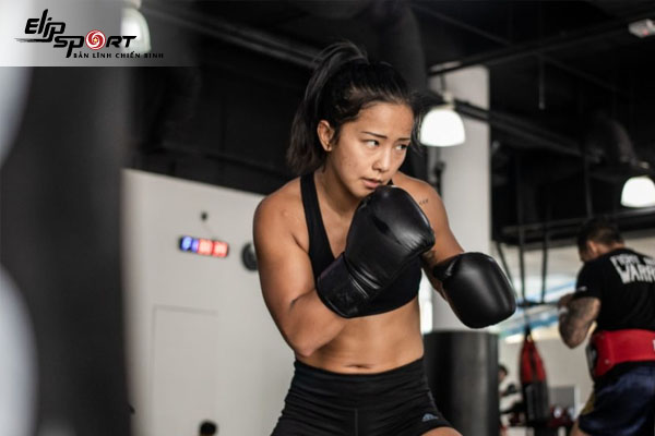 tập boxing giảm cân