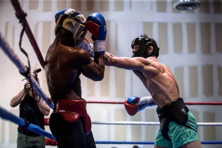 cách di chuyển trong boxing