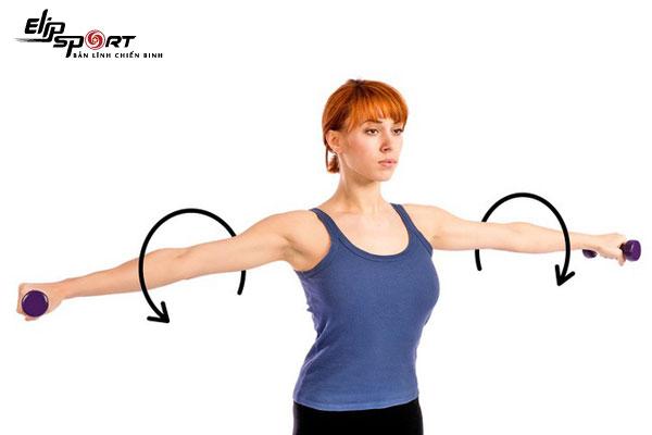 bài tập khởi động aerobic