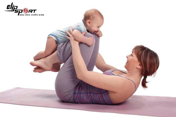 bài tập kegel cho mẹ sau sinh