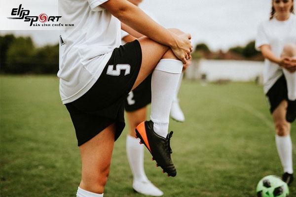 bài tập khởi động bóng đá