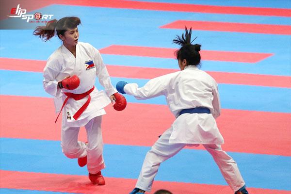 học võ taekwondo