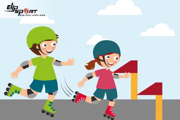 hướng dẫn cách trượt patin