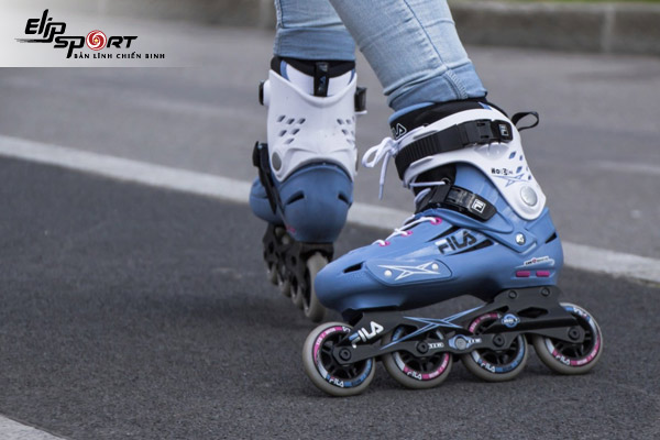 cách đi giày trượt patin