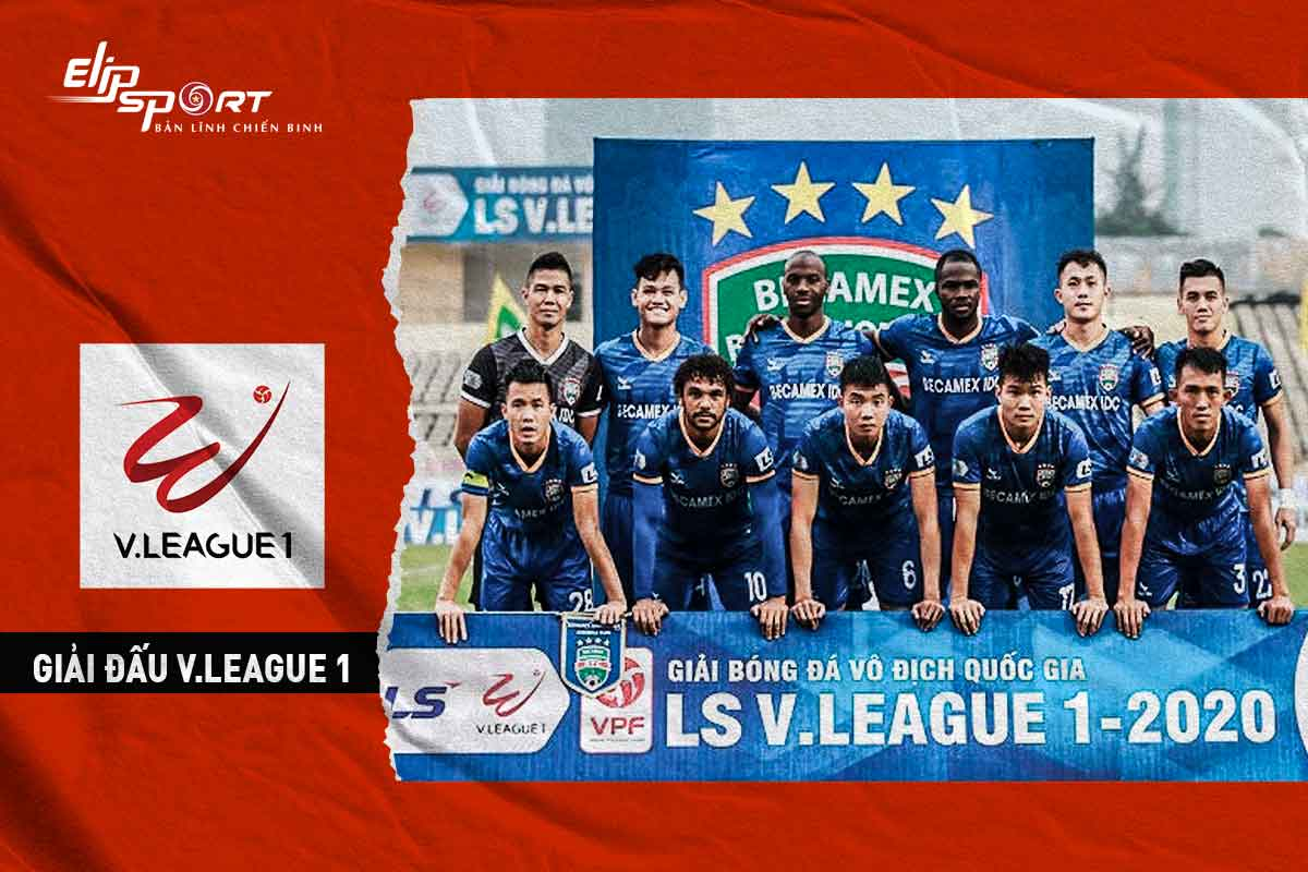 các giải bóng đá Việt Nam