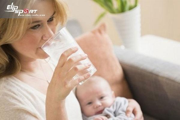 bầu uống sữa Ensure được không