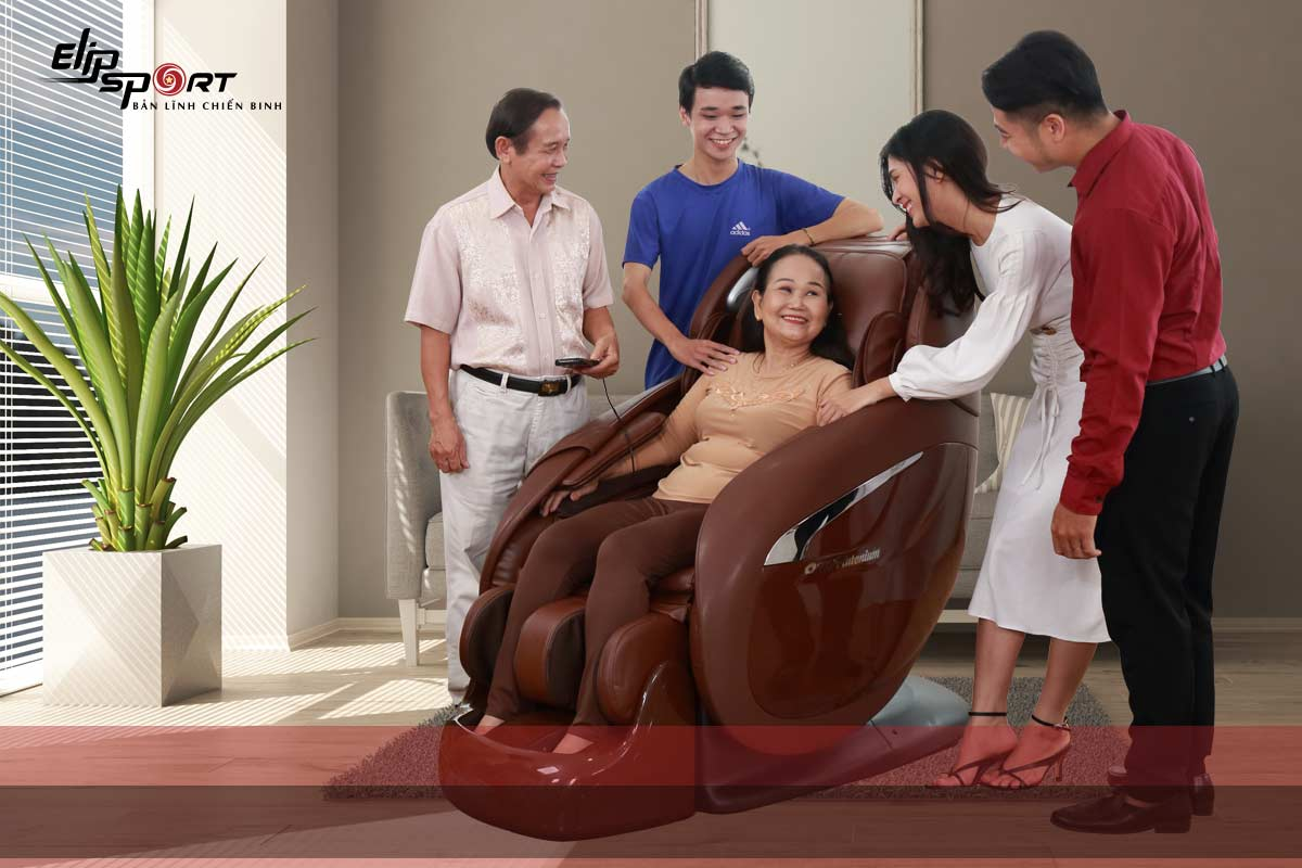 ghế massage Quận 6