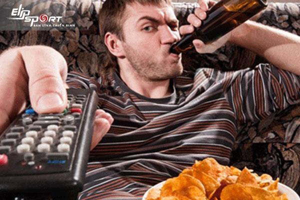 ăn xong bao lâu thì ngủ trưa