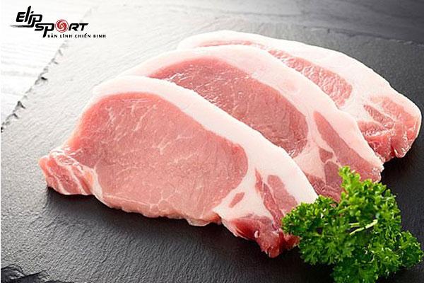 thành phần dinh dưỡng của thịt heo