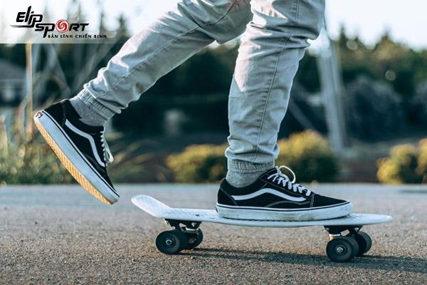 cách chơi ván trượt