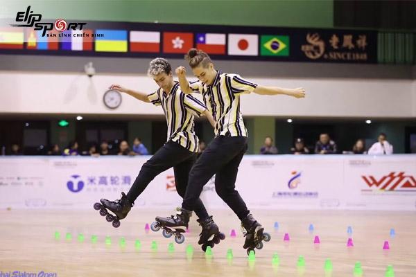trượt patin nghệ thuật