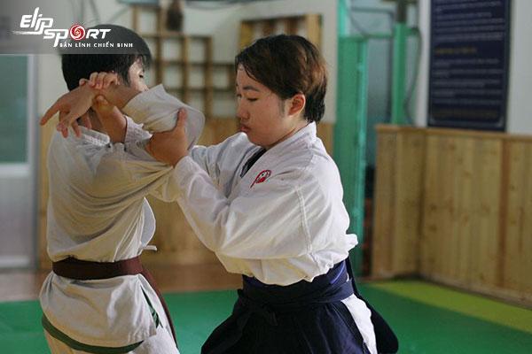 võ Aikido là gì