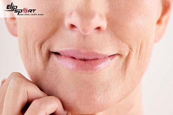 nhai kẹo cao su có giảm béo mặt