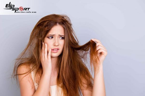 Tóc cháy nắng có màu gì? Chăm sóc tóc cháy nắng
