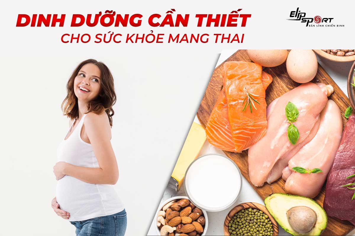 sức khỏe mang thai