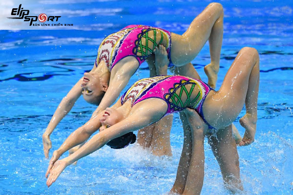 Điểm danh tất cả các môn thể thao dưới nước