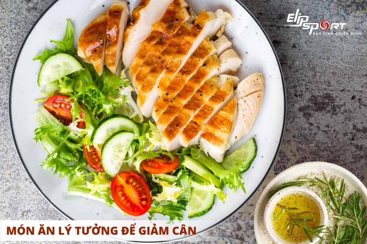 ăn gì buổi tối để giảm cân