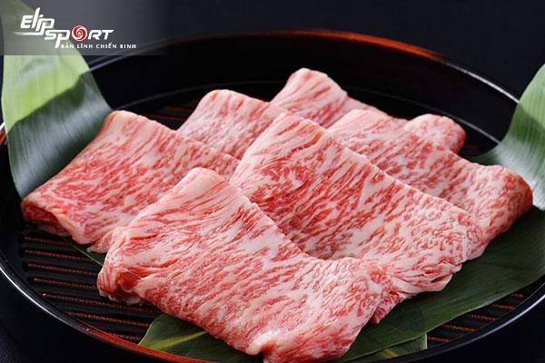 ăn thịt bò có béo không