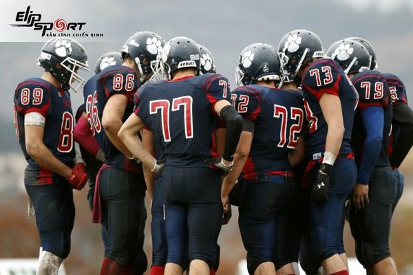Tìm hiểu luật bóng bầu dục hiện hành