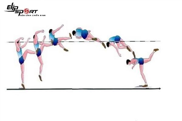 Kỹ thuật nhảy cao từ cơ bản đến nâng cao