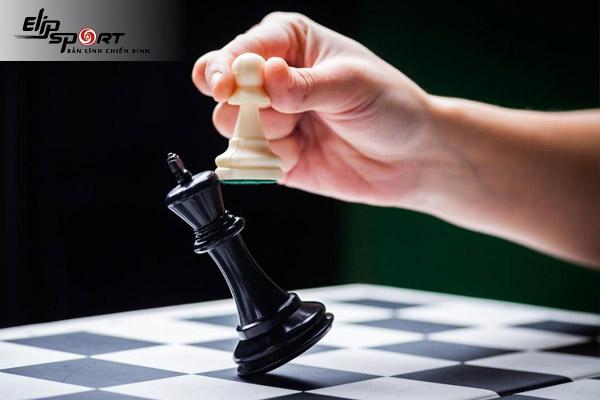 cờ vua bắt nguồn từ đâu