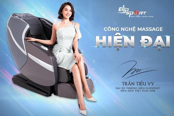 Thương hiệu ghế massage ELIP của nước nào