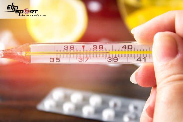 cách sử dụng nhiệt kế thủy ngân