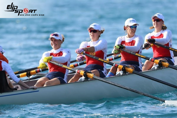Rowing là gì? Luật thi đấu rowing như thế nào?
