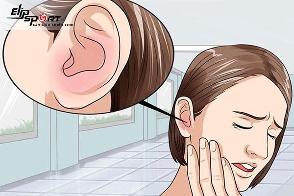 tai bị ù 1 bên